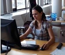 La jove matemàtica de l'FME Esther Ibáñez a El País