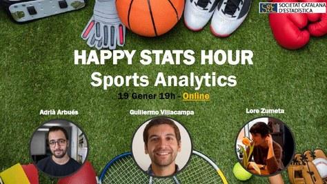 La Societat Catalana d'Estadística impulsa una nova iniciativa: la Happy Stats Hour!