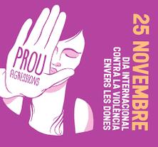 L'FME amb el 25N - Dia Internacional de l'Eliminació de la Violència contra les Dones