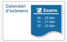Comencen els exàmens finals a l'FME del curs 2019-2020: sort i encert per a tothom!