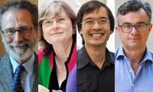 Tres matemàtics i una matemàtica guanyen el premi Princesa d'Astúries 2020