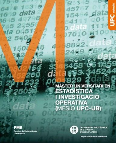 S'inicia el període de preinscripció del MESIO UPC-UB curs 2021-2022